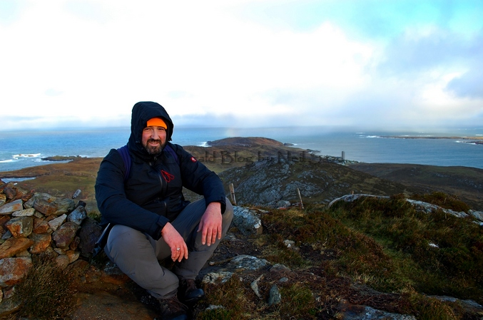 Neil Saad Rosguill Donegal